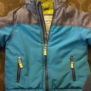 Boys Carter Coat